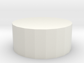 small chair in White Natural Versatile Plastic