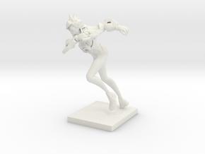 Printle V Femme 941 - 1/20 in White Natural Versatile Plastic