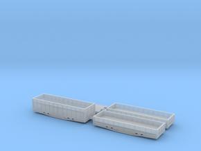 set 401Ze + 401Zb + 401Zb + 401Zk - PKP 1:220 in Smoothest Fine Detail Plastic