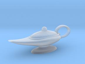 Oil Lamp Pendant in Smooth Fine Detail Plastic
