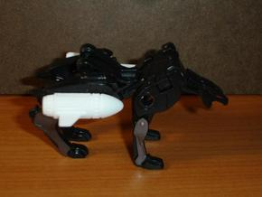 Sunlink - Ravaging Pair - G1 Style in White Strong & Flexible