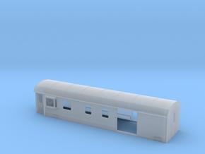 ÖBB Gepäckspantenwagen in 1:160 in Smoothest Fine Detail Plastic