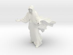 Printle V Homme 1195 - 1/18 - wob in White Natural Versatile Plastic