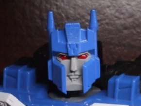 IDW head for TR Overlord in Frosted Ultra Detail