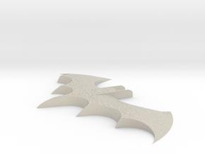 Shallow Bat in Natural Sandstone