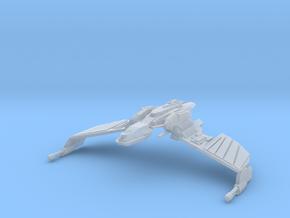 Klingon N''Thak Class  BattleCruiser in Smooth Fine Detail Plastic