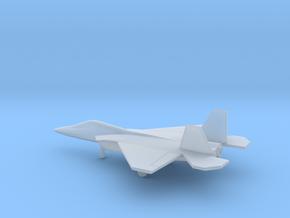 Mitsubishi X-2 Shinshin in Smooth Fine Detail Plastic: 6mm