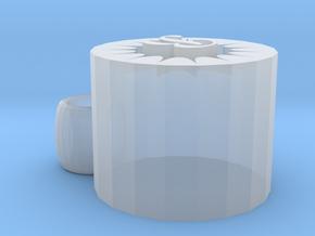 Speaker in Smooth Fine Detail Plastic