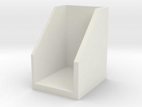 Surprising Crift-Lahdi in White Natural Versatile Plastic