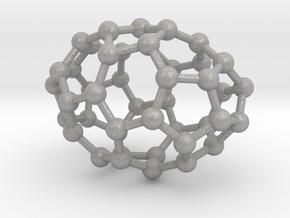 0635 Fullerene c44-6 c2 in Aluminum