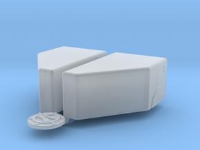 1/43 Jaz 8gal 17 14 10p25 Pro Mod in Smoothest Fine Detail Plastic