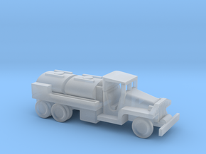 1/160 Scale CCKW Fuel Truck in Smooth Fine Detail Plastic