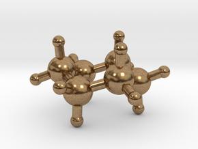 Cyclohexane in Natural Brass