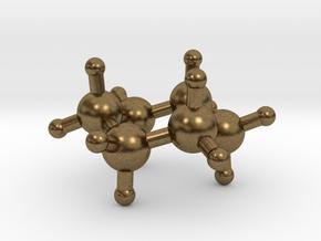 Cyclohexane in Natural Bronze
