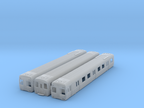 NCS1 - Alstom Comeng 3 Car Set in Smooth Fine Detail Plastic