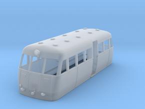 NZR Midland Railcar 1:120 in Smoothest Fine Detail Plastic