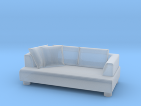 Sofa 2018 model 12 in Smooth Fine Detail Plastic