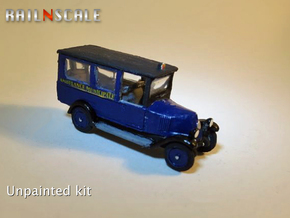 Renault OS Ambulance (N 1:160) in Smooth Fine Detail Plastic
