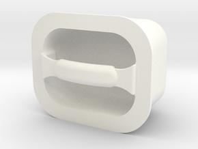 1.4 FENESTRON HANDLE in White Processed Versatile Plastic