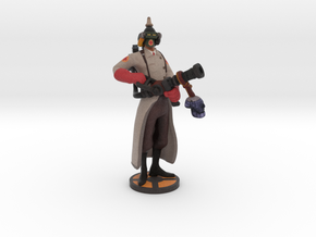 Medic (custom request) in Full Color Sandstone