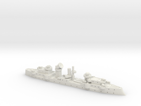 Medusa 1/1250 (AA Ship) in White Natural Versatile Plastic