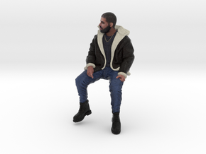 Drake Views Meme in Full Color Sandstone: Small