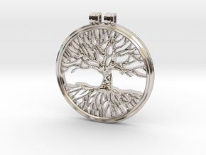 The Tree Of Life in Platinum