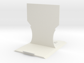 cool phone stand in White Natural Versatile Plastic