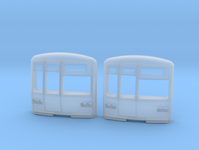 TRTA Class05 Front (phase 4) in Smooth Fine Detail Plastic