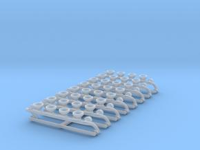 LB/Ist/4r/TiSm/Bl/pos in Smoothest Fine Detail Plastic