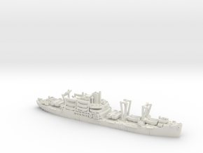 USN APA Bayfield in White Natural Versatile Plastic: 1:1200