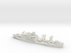USN APA Bayfield in White Natural Versatile Plastic: 1:1200