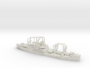 USN APA Bayfield in White Natural Versatile Plastic: 1:1800