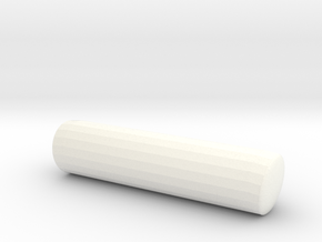 SBB Uacns Kessel Scale TT in White Processed Versatile Plastic