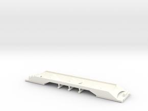 SBB Uacns Unterteil Scale TT in White Processed Versatile Plastic