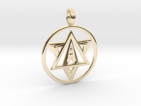 SHIFT 2018 in 14K Yellow Gold