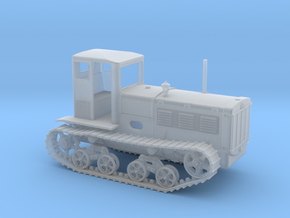 1/87th (H0) scale STZ-3 soviet tractor in Smooth Fine Detail Plastic