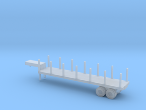 1/200 Scale M270 Semitrailer Low Bed in Smooth Fine Detail Plastic