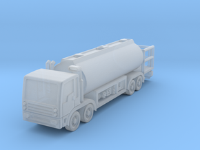 EuroTruck v2 Fuel 4axle in Smoothest Fine Detail Plastic: 1:200