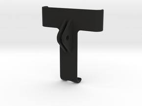 GRIPPEQUIP IPHONE 6 TO GOPRO MOUNT ADAPTER in Black Natural Versatile Plastic