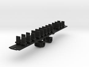 N_M2 B planchers V2 Voiture supplémentaire in Black Natural Versatile Plastic