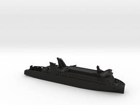 MV Loch Seaforth (1:1200) in Black Premium Versatile Plastic