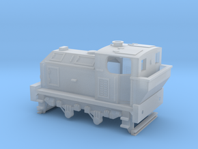 N Gauge 100hp (Post-War) Sentinel Shunter in Smooth Fine Detail Plastic