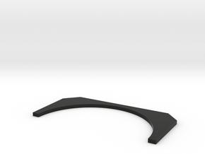 Miniflow Lid in Black Natural Versatile Plastic