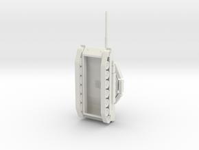 Miniature M8 Buford - Lvl 3 in White Natural Versatile Plastic: 1:72