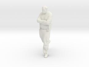 Printle C Homme 1085 - 1/30 - wob in White Natural Versatile Plastic