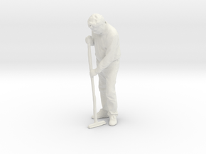 Printle C Homme 1119 - 1/30 - wob in White Natural Versatile Plastic