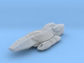 Battlestar_Sleipnir in Smooth Fine Detail Plastic