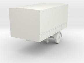 mh-87-scammell-mh6-trailer-15ft-covered-van in White Natural Versatile Plastic