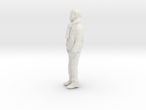 Printle C Homme 600 - 1/32 - wob in White Natural Versatile Plastic